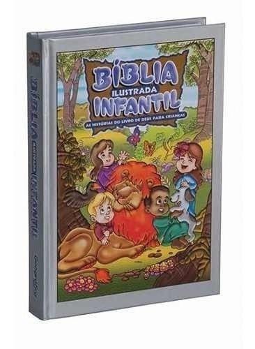 Bíblia Ilustrada Infantil - Infanto-juvenil