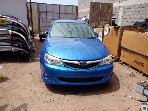 Subaru Impreza Hatchback Año 2008 Al 2012