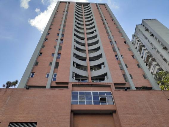 Apartamento En Alquiler 20-2406