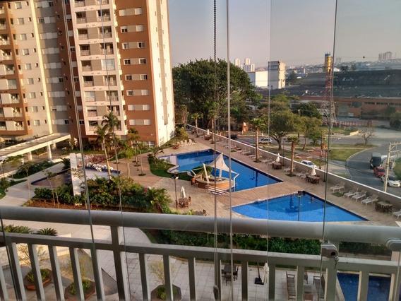 Apartamento 80m2 Em Santo André