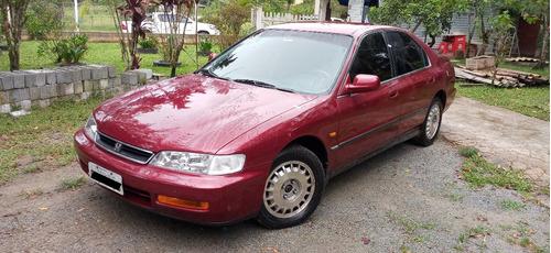 Honda Accord 1998 2.2 Excelente Estado De Conservação