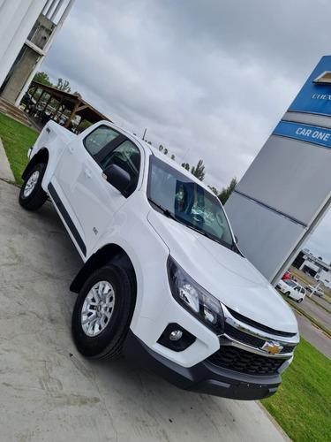 Nueva Chevrolet S10 Lt C/d 4x4 Manual 200cv Car One Aa
