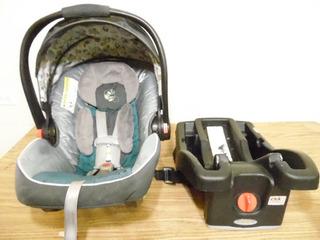 Silla Base Car Seat Portabebe 0-12 Mese Graco Snugride J338