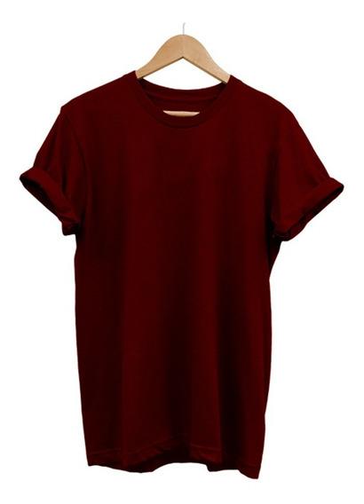 Blusa Feminina Plus Size Camiseta Lisa Tshirt Atacado 5 Und