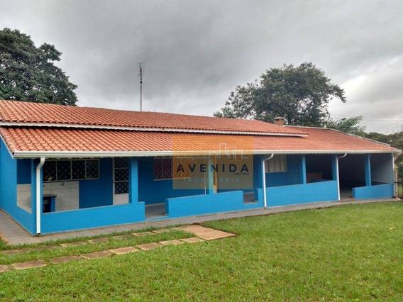Chácara Residencial À Venda, Parque Da Represa, Paulínia. - Ch0094