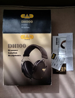 Auriculares Profesionales Cad Dh100 - Igual A Nuevo