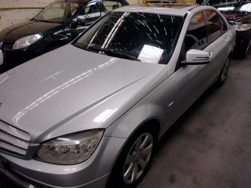 Imagem 1 de 11 de Mercedes Bem C.180k Gasolina Kompressor Automatico