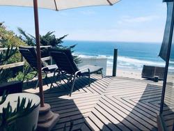 Vendo Espectacular Casa En Maitencillo Frente A La Playa !!!