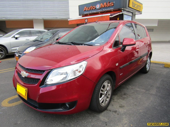 Chevrolet Sail Ltz 1.4 Mt