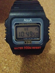 Relógio Aqua Digital - O Relógio Do Bolsonaro
