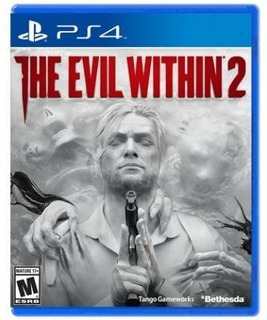 The Evil Within 2 - Juego Físico Ps4 - Sniper Game