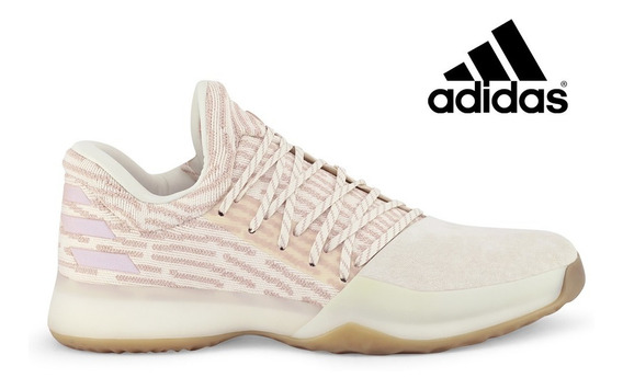 Tênis adidas James Harden Vol. 1 Creme Tamanho 47