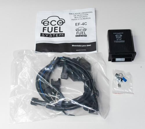 Emulador De Inyectores Ax-4c Bosch Eco Fuel By Axis Gnc.