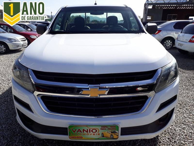 Chevrolet S10 Pick-up Ls 2.8 4x4 Completa Cabine Simples
