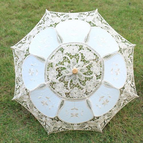 Fotografia De Casamento Estilo Europeu Pequeno Guarda-chuva