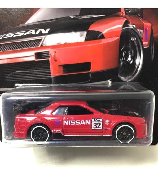 Hot Wheels Gran Turismo Nissan Skyline Gt-r (r32)