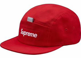 Gorro Jockey Supreme 5 Panel Five Rojo Reflective Original