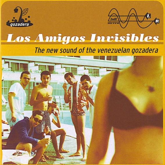 Los Amigos Invisibles. The New Sound Of The Venezuelan...