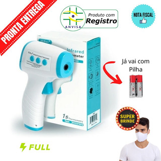 Termometro Digital Testa Pronta Entrega + Brinde