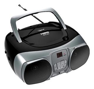 Grabadora Naxa 260 Cd, Usb, Aux, Radio Am/fm