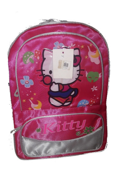 Mochila Escolar Hello Kitty Niñas
