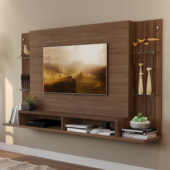 Painel Nairóbi Multimóveis Para Tv De Até 65 Polegadas Com