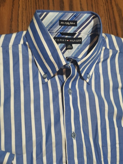 Camisa Tommy Hilfiger L (no Polo , Vineyard Vines)