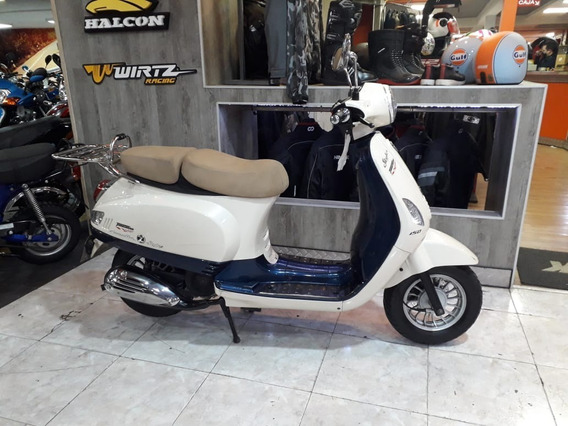 Zanella Styler Exc 150cc 2015 Impecable Tamburrino Motos