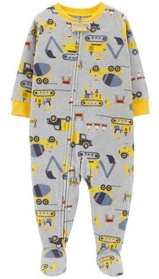 Pijama Macacão Fleece Inverno Carter