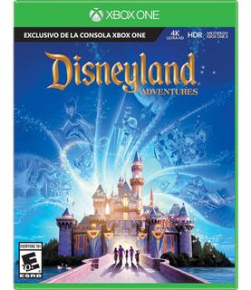 Disneyland Adventures Xbox One S X Disney