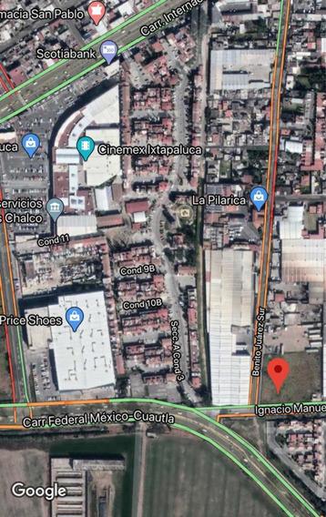 En Venta Terreno Industrial En El Centro De Ixtapaluca