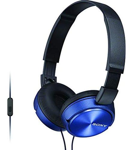 Auriculares Estereo Con Banda Para La Cabeza Sony Zx Mdr-zx
