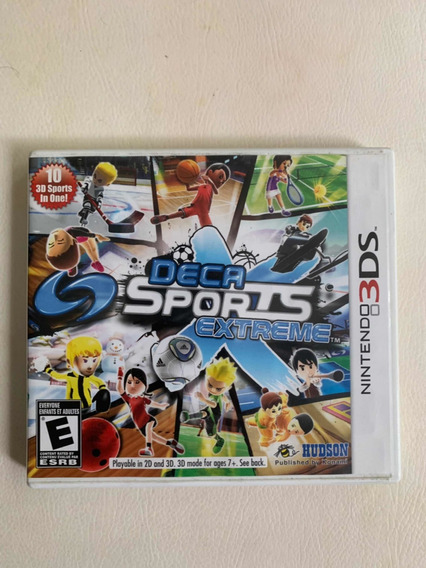 Deca Sports Extreme 3ds