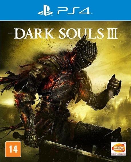 Dark Souls 3 Ps4 (envio Imediato)