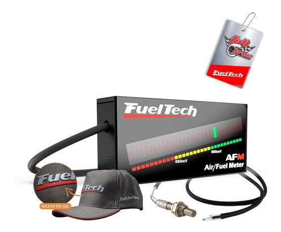 Fueltech Digital Air Fuel Meter Hallmeter + Sonda +boné Marr