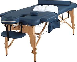 Sierra Comfort All Inclusive Mesa De Masaje Portátil Azul