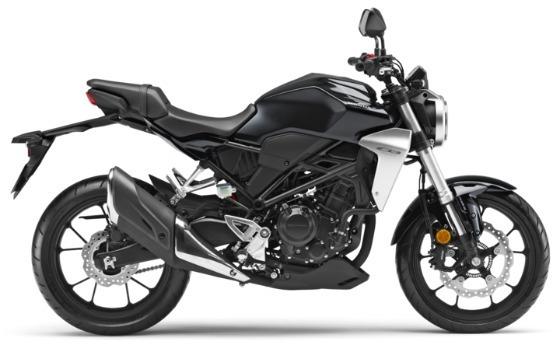 Honda Cb300r Modelo 2020 Negro - Avant Motos