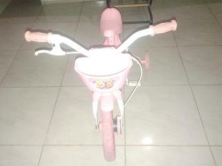 Bicicleta Infantil Usada Poucas Vezes, Muito Conservada