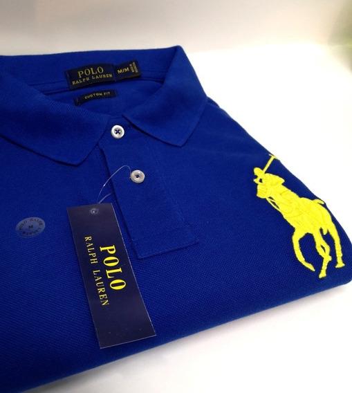 Camisa Tipo Polo Ralph Lauren Big Pony