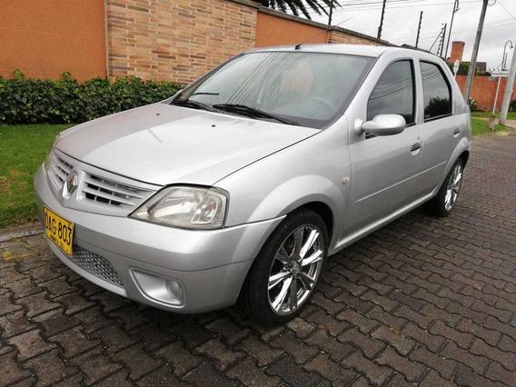 Renault Logan Familier Aa 1.4 Mt 2009