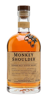 Whisky Monkey Shoulder Blended Malt Envio Gratis