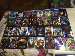 Dvd Bluray Varios Disney Marvel Avengers Xmen Batman