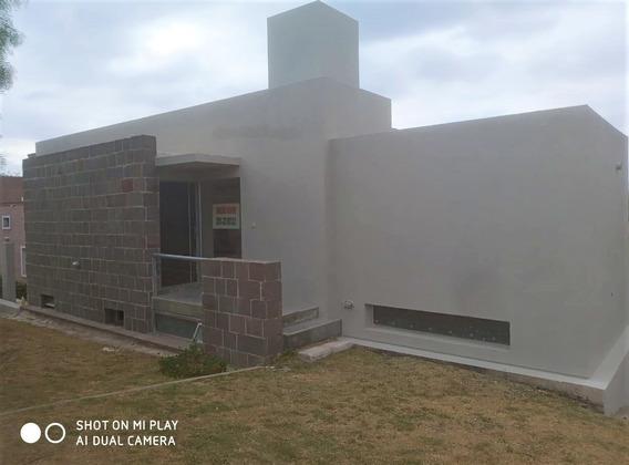 Casa Villa Allende Barrio Cerrado 3 Habitaciones