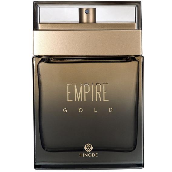 Perfume Empire Gold 100ml + Relógio Splend Lançamento Hinode
