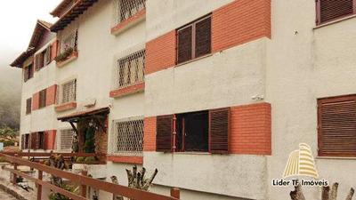 Apartamento Com 3 Dormitórios À Venda, 150 M² Por R$ 600.000 - Taumaturgo - Teresópolis/rio De Janeiro - Ap0001