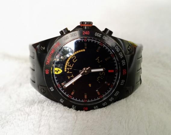 Reloj Ferrari F1 Constructors 10720blk Swiss Original