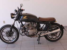 Cb 400 1984 Customizada