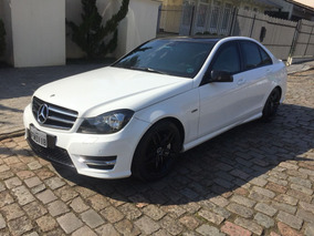 Mercedes Benz C180 2014 1.6 Turbo Parcelo Na Promissória