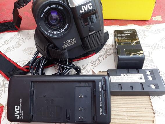 Filmadora Jvc - Videomovie - Modelo Gr-ax94u