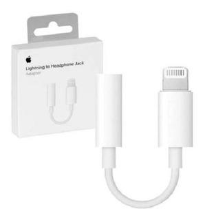 Apple Adaptador Para Audifono Jack 3.5 Original
